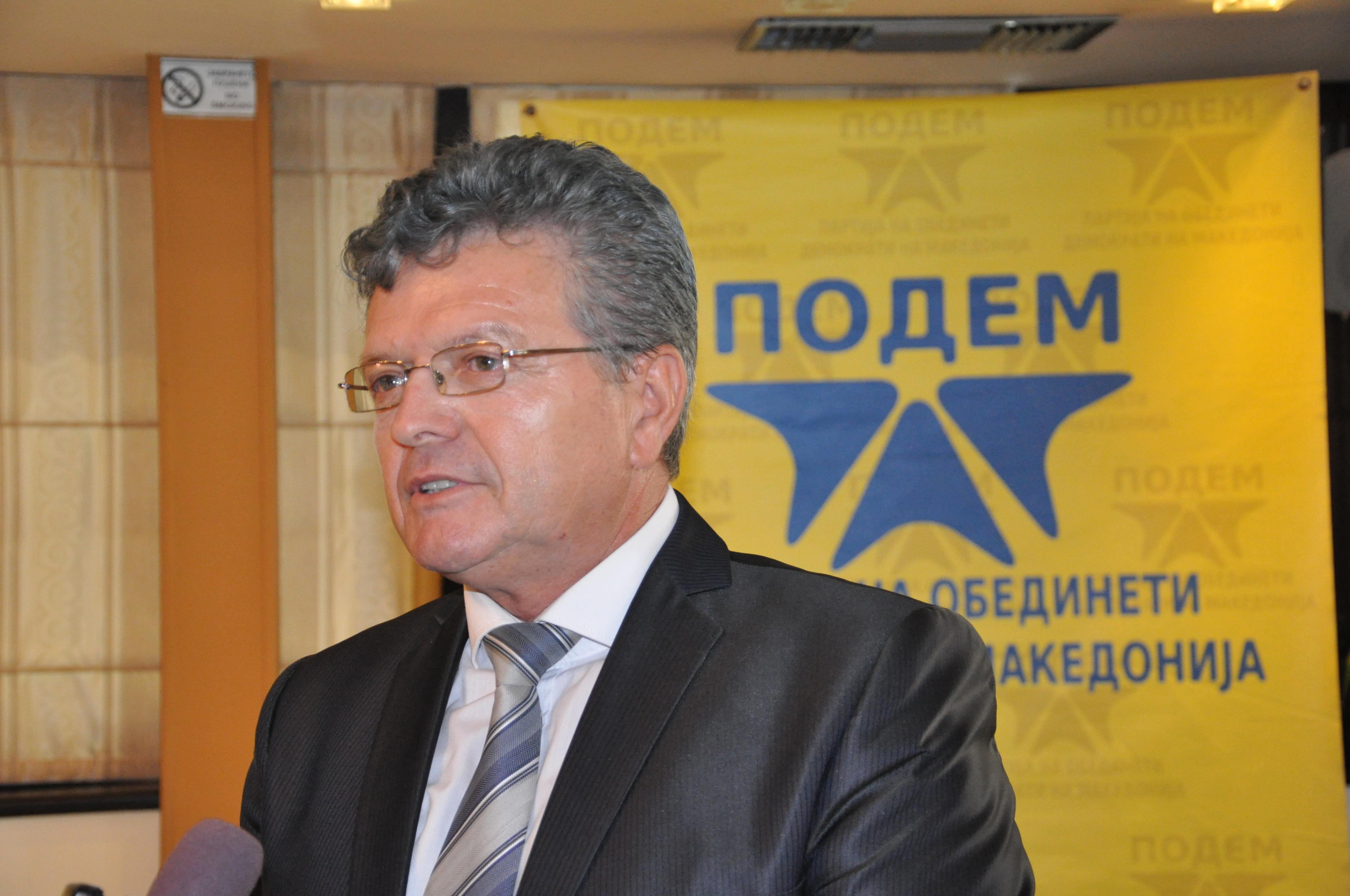 Јанкуловски: И Македонија има свој тројански коњ (Колумна)